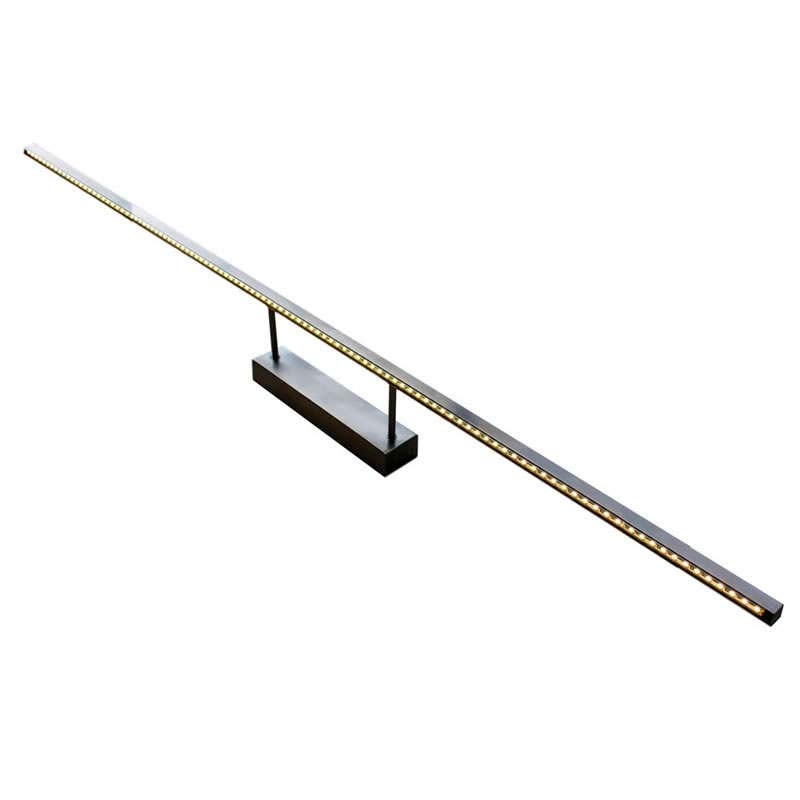 Aplique LEd para cuadros NAXOS TABLE, 165cm, 15w, Blanco frío